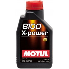 106142 MOTUL 8100 X-Power 10W-60, 1л