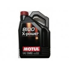 106143  MOTUL 8100 X-Power 10W-60, 4л