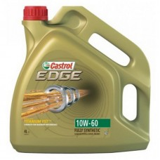 15A008 CASTROL EDGE 10W-60 4 л